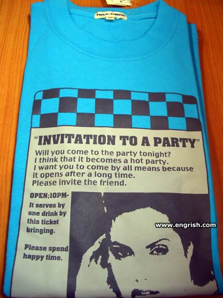 invitation-to-a-party