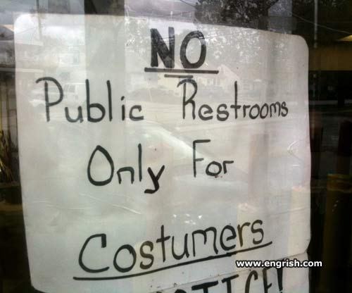 only-for-costumers