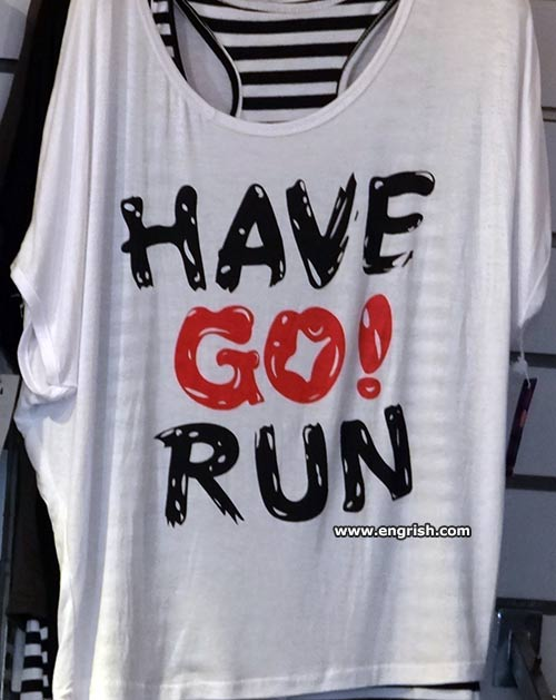 have-go-run